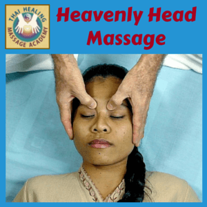 Heavenly Head Massage online training course